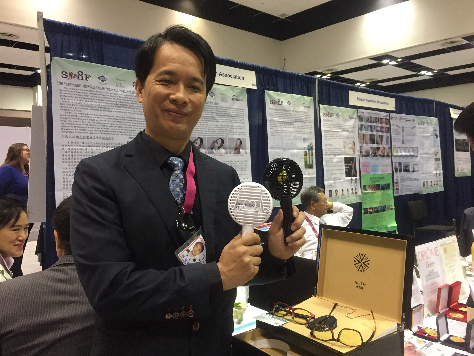 第二屆硅谷國際發明展 聖塔克拉拉會議中心舉行 | 大紀元
