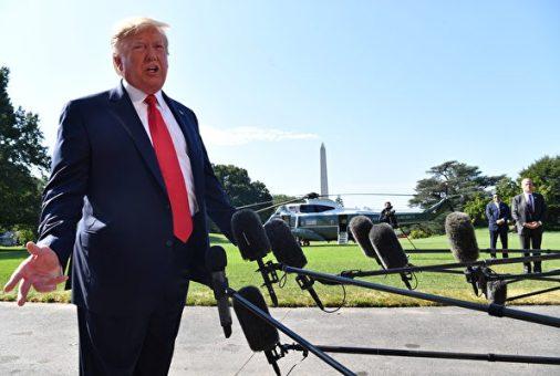 川普暗示或取消9月談判 稱美國和華為切割