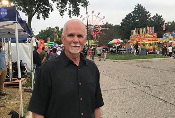 密州狂歡節 市長:法輪大法給世界帶來美好