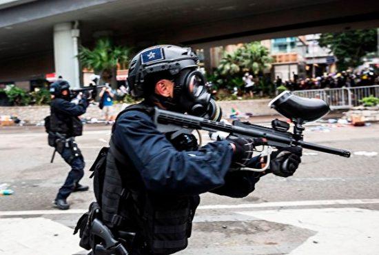 【揭密】鎮壓抗議者 中共防暴聲波武器面世