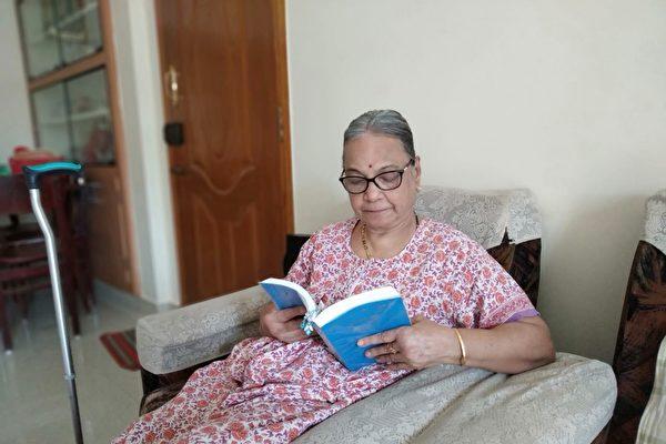 身心俱悴時喜遇大法 一位印度母親生命轉機