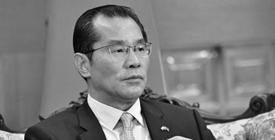 中国共产党大使驱逐瑞典反对党记者
