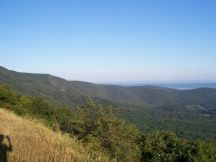 Gimlet Ridge Overlook
