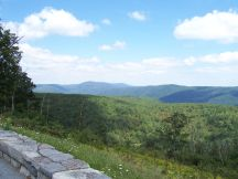 Moorman's River Overlook