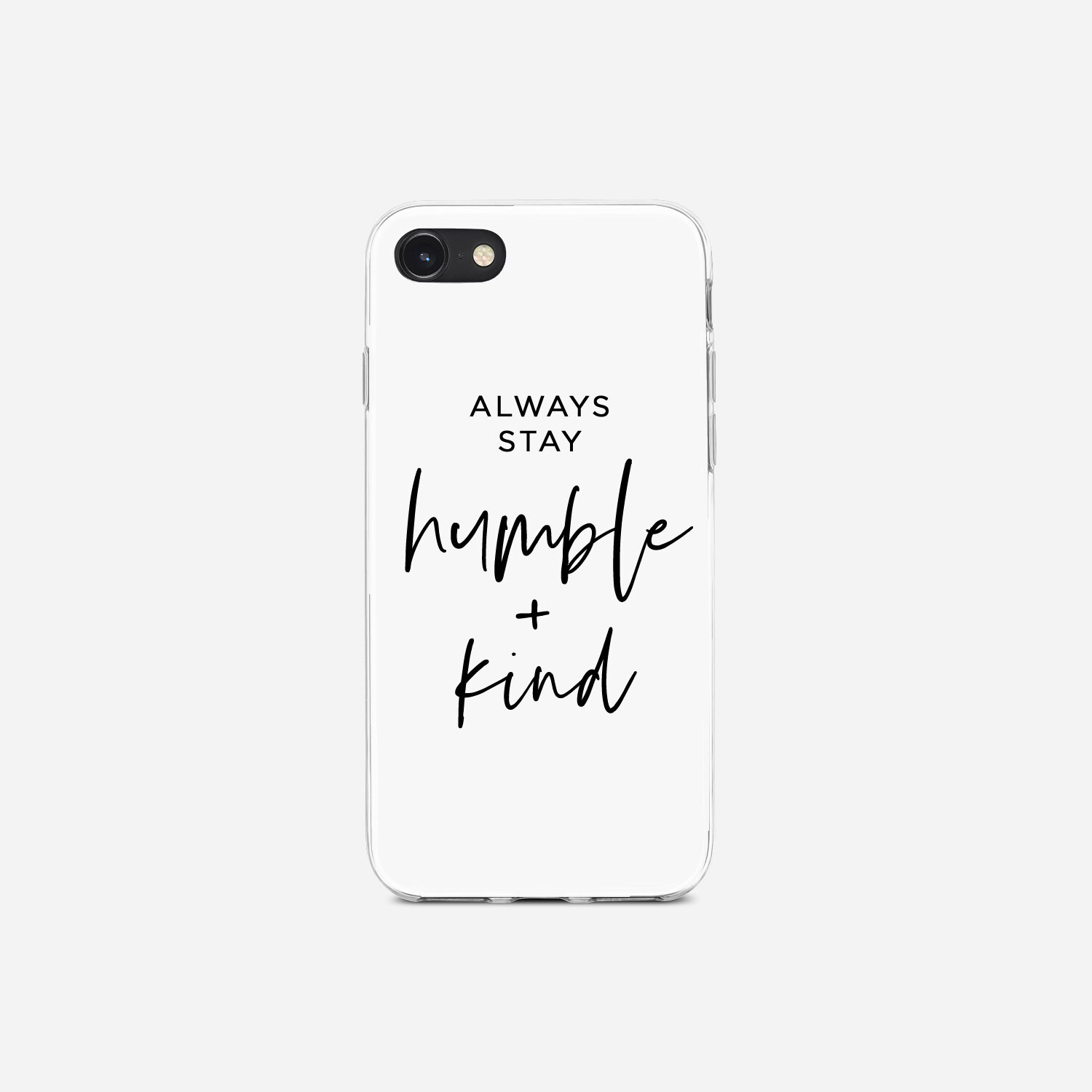Iphone Case Humble And Kind Phone Case For Iphone Case