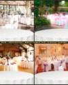 Empty Wedding Table Jpg Bundle 8 Jpg Wedding Interior Outdoor Etsy