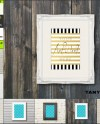 5x7 Blank Frame On Wall 8 Png Interior Scenes Mockup Bundle Etsy