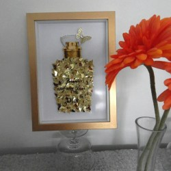 8c31b59338df Gold Forever   Ever Dior Glitter And Metallic Perfume Botte Picture