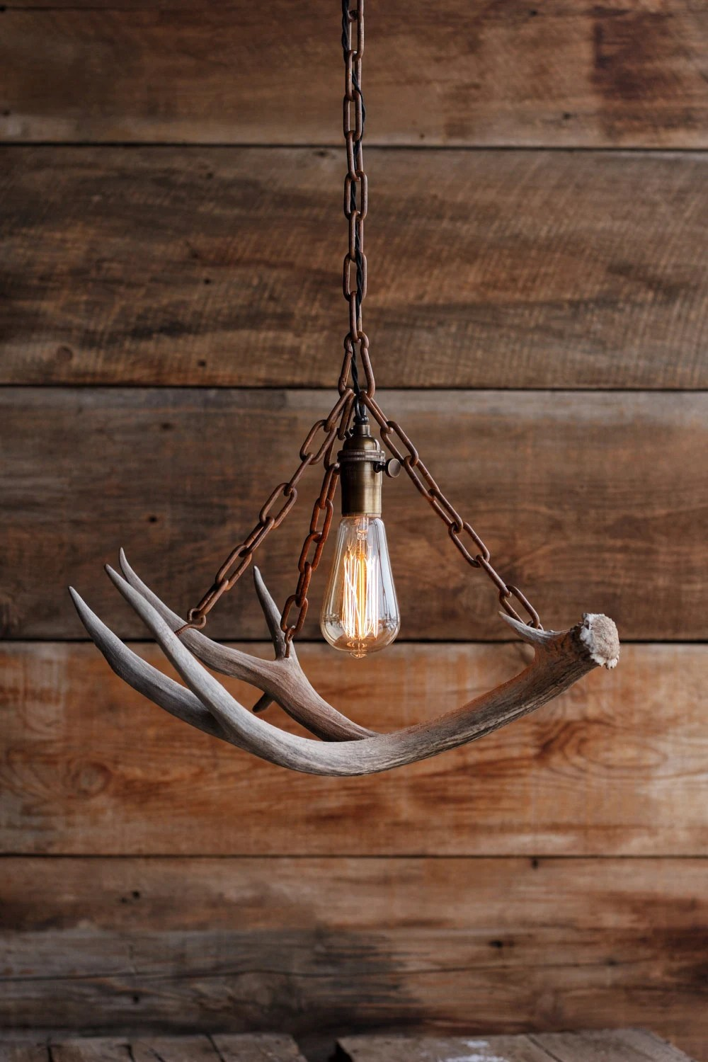 Hanging Light Bulb Fixture Cord Switch