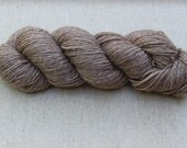 Illustrious Naturals - West Yorkshire Spinners - Colour: Shale #035 - 100g - undyed yarn - Falkland Island wool - British Alpaca - DK weight