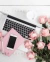 Styled Stock Photography Flatlay Image Ipad Mockup With Etsy