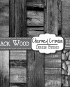 Black Wood Background Wood Digital Paper Wood Texture Etsy
