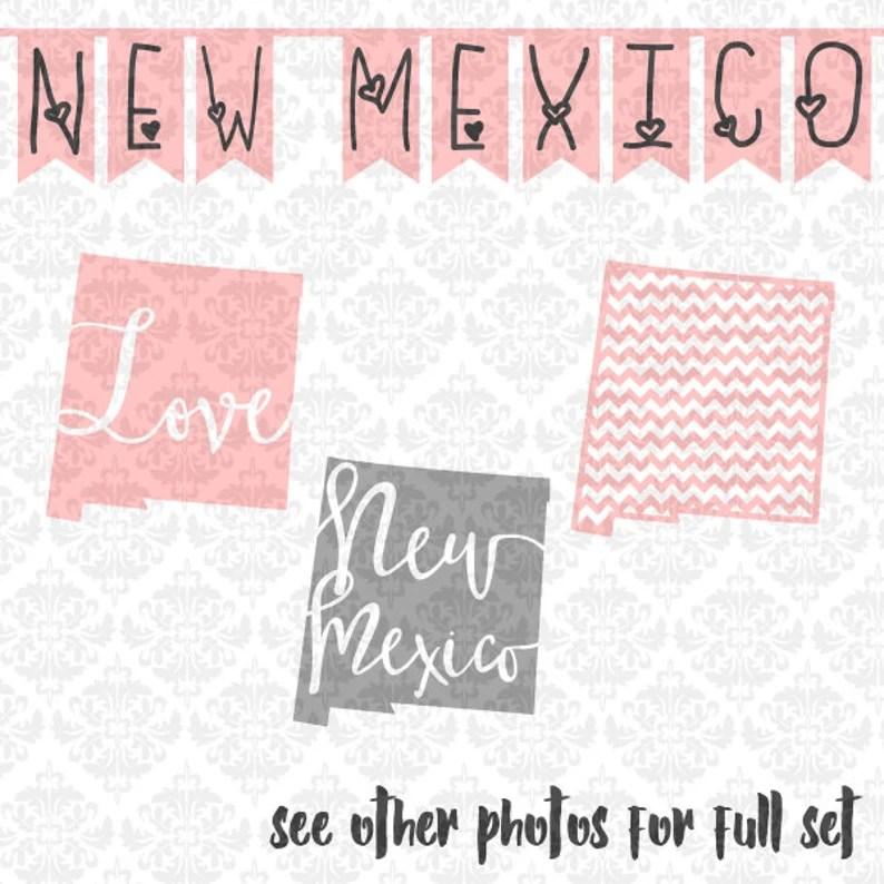 Download New Mexico Chevron Home Outline Love SVG DXF STUDIO Ai Eps ...