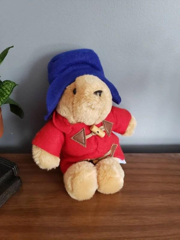 paddington bear stuffed animal # 39
