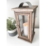 Reclaimed Wood Candle Lantern Centerpiece Rustic Wedding Table Decoration Farmhouse Decor Wooden Candle Holder Country Barn Wedding Gift