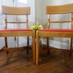 Reserved For Lauren Mid Century Dining Chairs