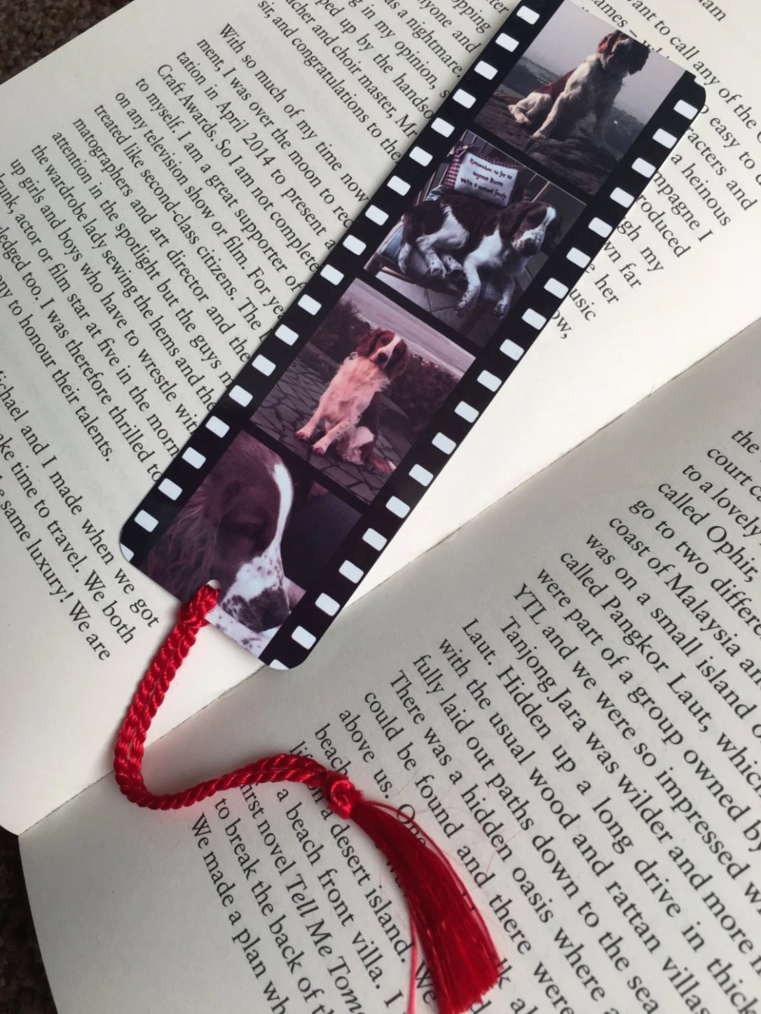 Personalised Film Strip M...