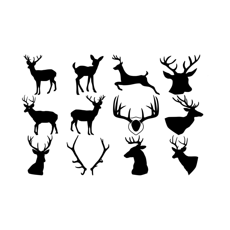 Hirsch Clipart Deer Clipart Clip Art Hirsche Clipart Reh