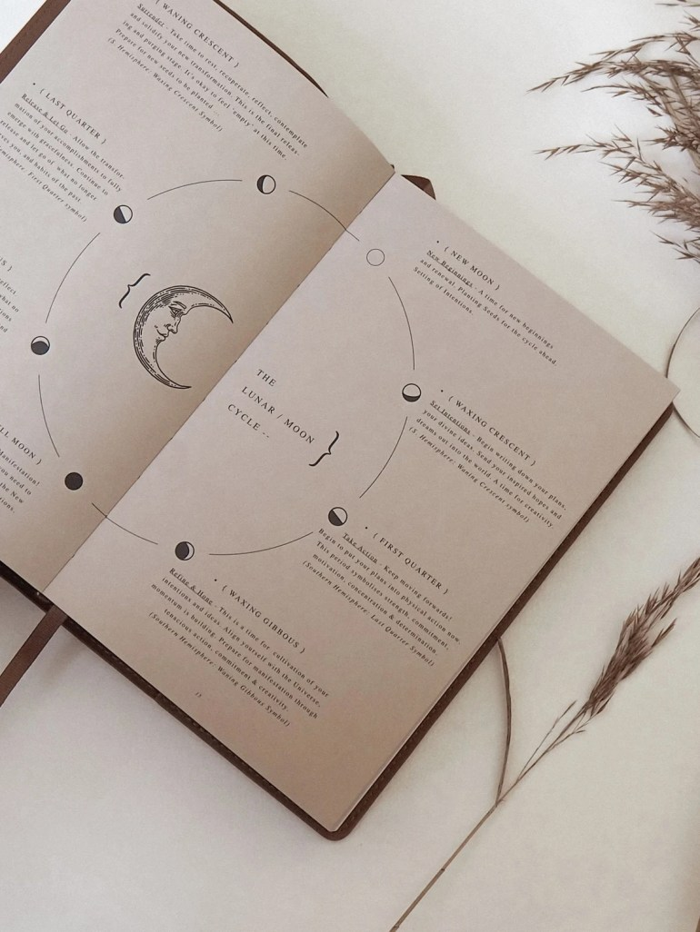 2021 Celestial Journal Astrology Diary 2021 Planner image 2