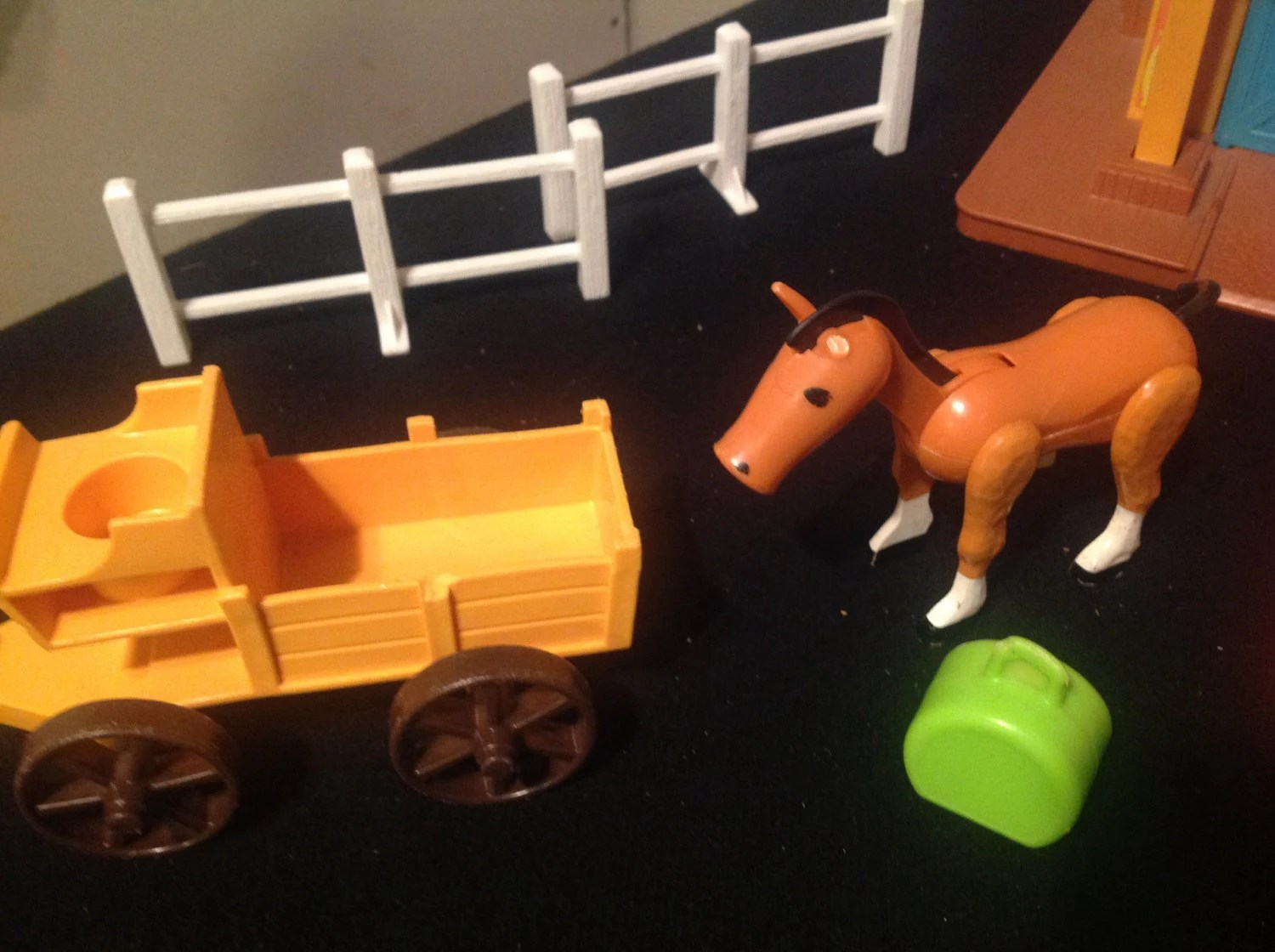 Vintage fisher price western town image 4