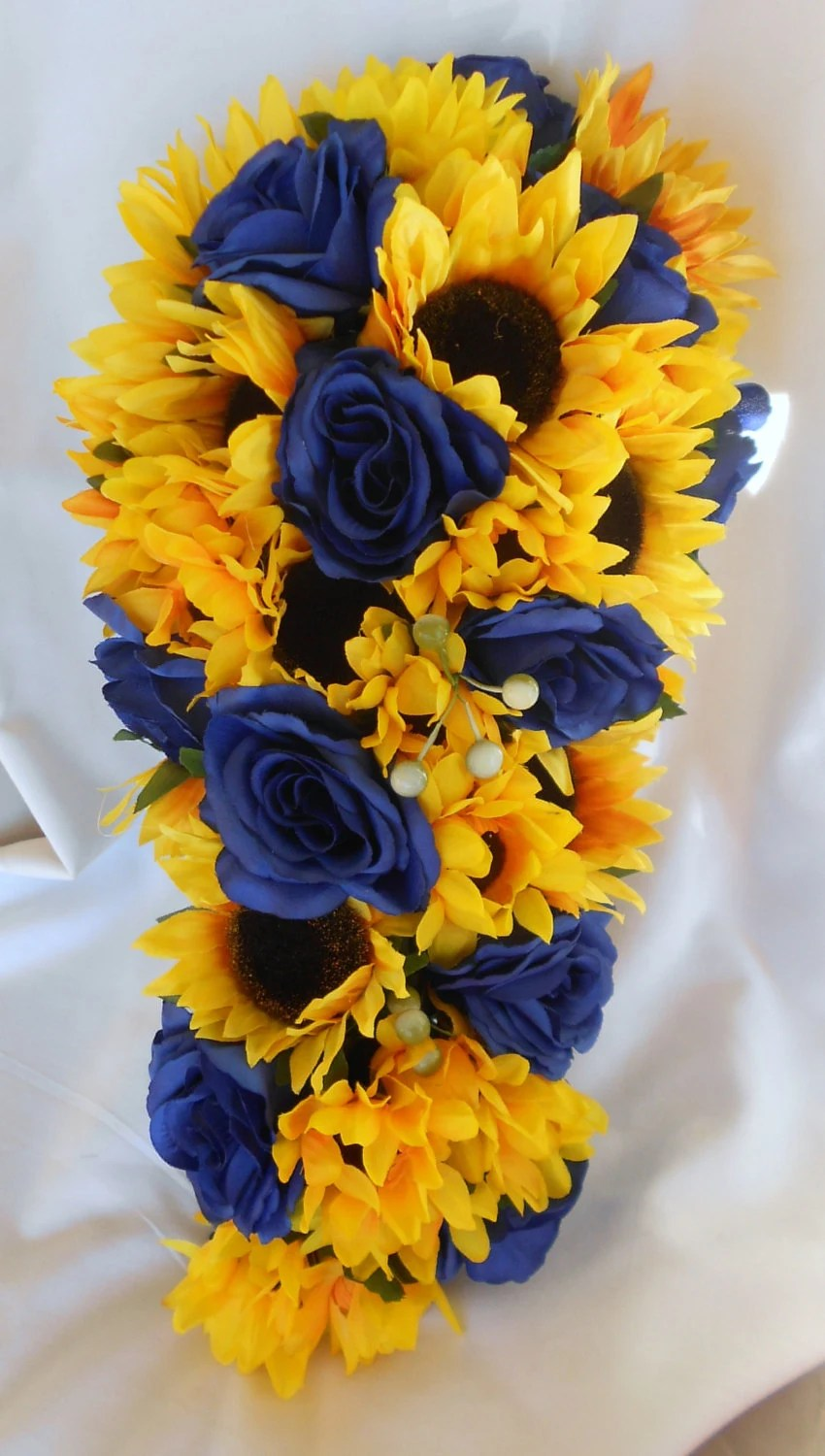 Wedding Tumblr Bouquet Sunflower And Rose