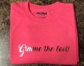 Gimmie the loot! T-Shirt — Inspired by Ariana Grande's and 7 rings from album thank u next by Ariana Grande