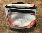 Happiness Begins Fanny Pack — Inspired by the album Happiness Begins