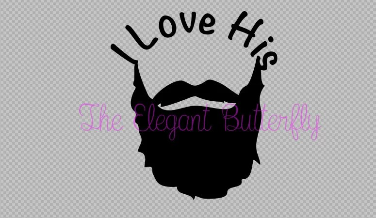 Download I Love His Beard svg,dxf,png,eps,jpg,pdf,and transparent ...