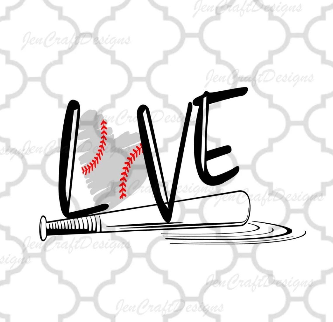 Download Baseball SVG, Basbeball love svg design, Softball baseball ...