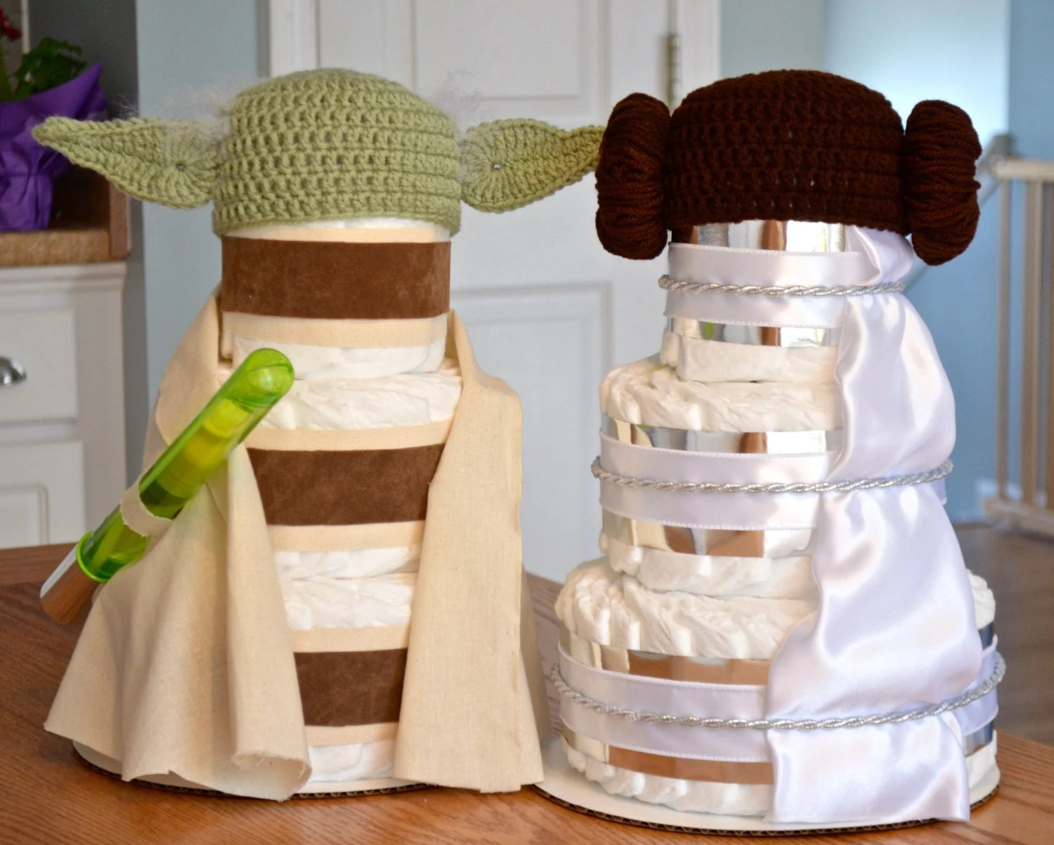 Star Wars Themed Baby Shower Centerpieces Or Decorations