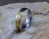Stainless Steel & Brass W...