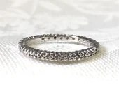 Vintage Rings, Eternity Band/ Ring, Vintage Wedding...read more
