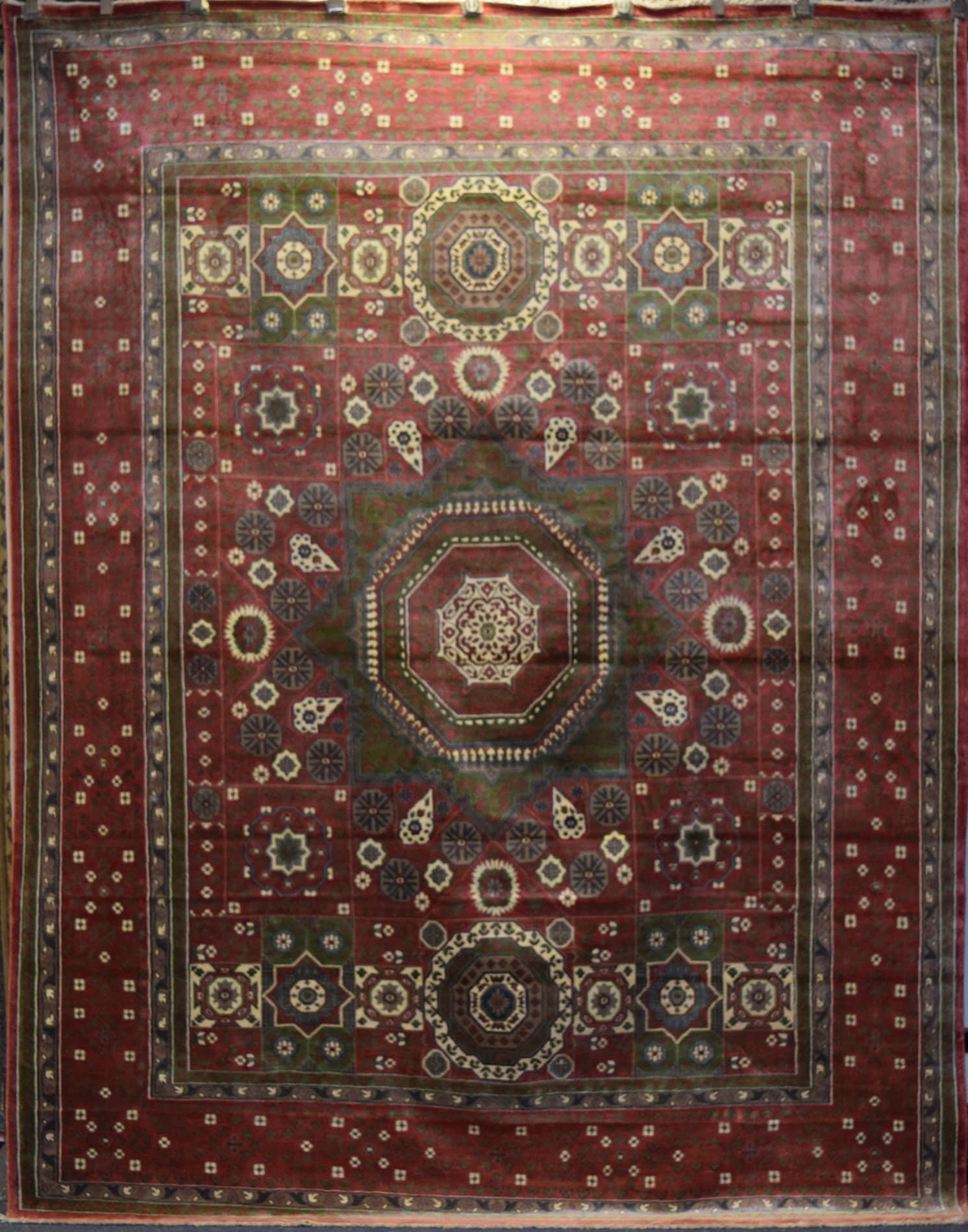 Beautiful Hand Knotted One Of The Kind Oriental Rugs Jammu Kashmir Size 8 0 X 10 0 Ft