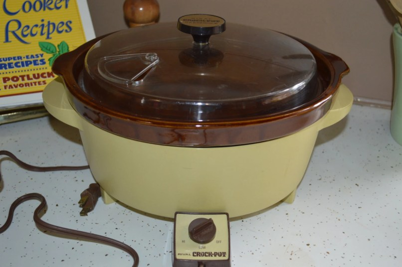 Rare Rival Ii Crock Pot Model 3500 Slow
