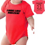Baby Essentials Motocross Baby Number Plate One Piece Shirt Infant Mx Just Ride Yamaha Yz Blue Baby Clothes Shoes Accessories Zigndigital No