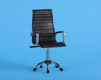 Desk Chair No Wheels Etsy