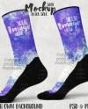 Socks Mockup Etsy
