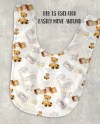 Fleece Baby Bib Mockup Template Add Your Own Image And Etsy