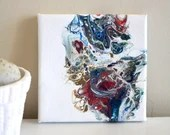 Mini Abstract Painting on...