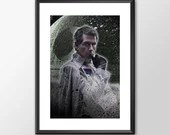 Rogue One Orson Krennic - Star wars - PRINTED Boys girls Geek kids man cave nerds bedroom office