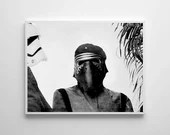Star Wars Art - Alternative Universe 2 - Revolutionary Kylo - PRINTED Boys and girls Geek man woman cave nerds bedroom office