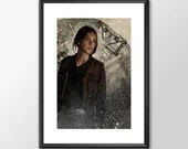 Rogue One Jyn Erso - Star wars - PRINTED Boys girls Geek kids man cave nerds bedroom office