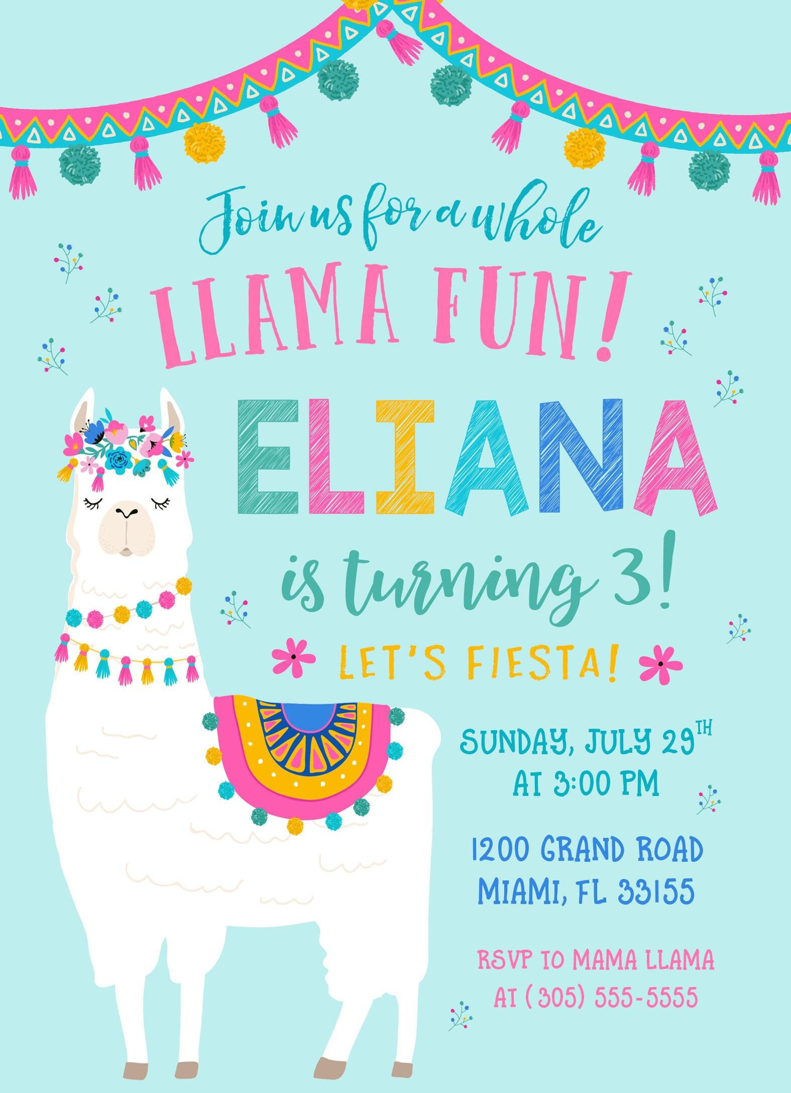 Birthday Invitations 21