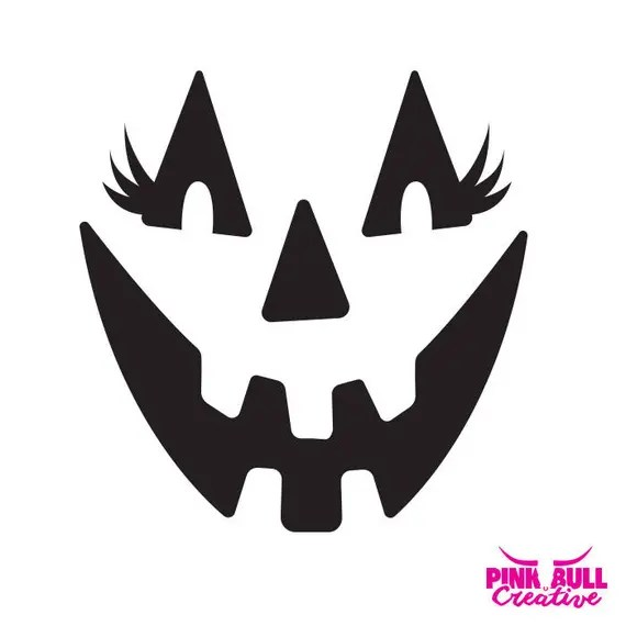 Download Pumpkin Girl SVG cut file for Cricut or other cutting ...