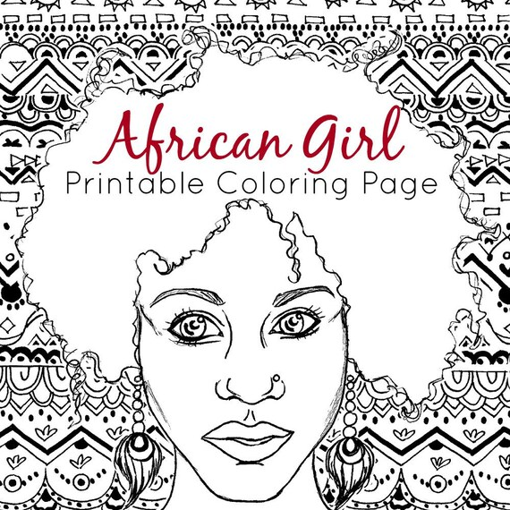 african coloring pages # 79