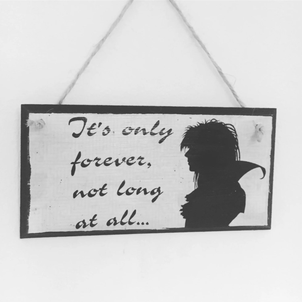It's Only Forever, No...
