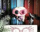Luna Lovegood inspired &q...
