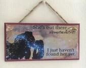 """Handmade """"She's ..."""