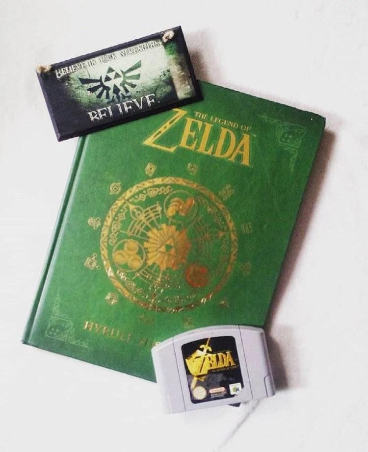 The Legend of Zelda inspi...