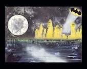 Gotham City ~Original Acr...